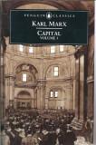 Karl Marx - Capital, vol. 1 / Penguin Classics / limba engleza / 1130 pg.