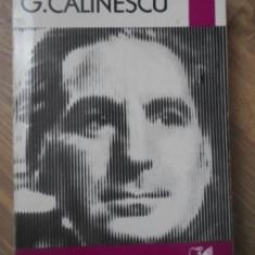 G. CALINESCU - ION BALU