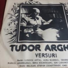 DISC VINIL TUDOR ARGHEZII VERSURI