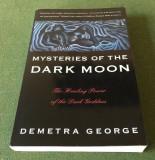 Mysteries of Dark Moon:Dark Goddess-CARTE VRAJI RITUALURI RENASTERE/TRANSFORMARE