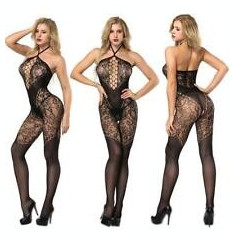 Lenjerie Sexy catsuit / bodystocking cod: 39
