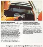 radio vechi auto de colectie Blaupunct portabil functional baterii priza si auto