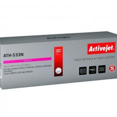 Cartus toner compatibil CC533A Magenta pentru HP 304A, Premium Activejet, Garantie 5 ani
