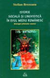 Istorie Sociala Si Lingvistica In Evul Mediu Romanesc   Stelian Brezeanu