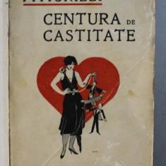 CENTURA DE CASTITATE de PITIGRILLI , 1931