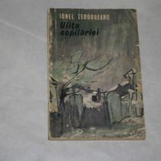 Ulita copilariei - Ionel Teodoreanu - Editura Tineretului - 1966