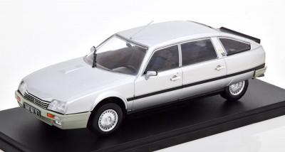 Macheta Citroen CX 2500 Prestige ph2 (Facelift) 1982 - Hachette 1/24 foto