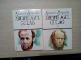 ARHIPELAGUL GULAG - Vol. I + II - Alexandr Soljenitin - Univers, 1997, 484+512p
