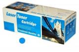 Cartus laser compatibil HP Cyan CE261A CE-261A Albastru