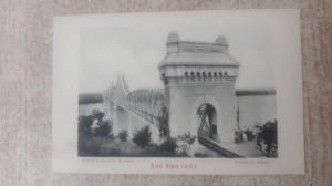 Colecția Al.Antoniu- Podul Regele Carol l.