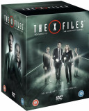 FILM SERIAL The X Files - Complete Season 1-11 [ 59 DVD ] BoxSet Sigilat