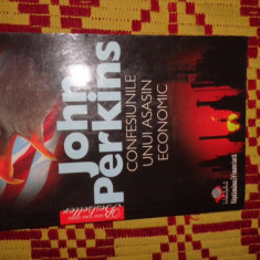 confesiunile unui asasin economic - john perkins