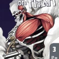 Attack on Titan, Volume 3
