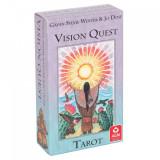 Carti tarot Vision Quest - Gayan Sylvie Winter si Jo Dose