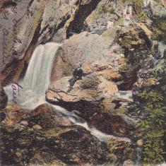 BAILE GOVORA CASCADA,ROMANIA., Circulata, Fotografie