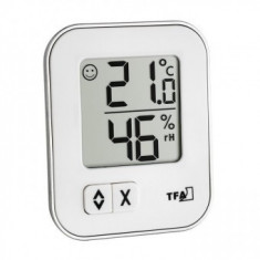 Higrometru si Termometru pentru camera Alb TFA