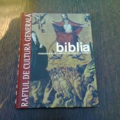 BIBLIA PERSONAJE SI EVENIMENTE: DE LA REGI LA PROFETI