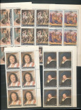 Yemen 1967 European paintings, x 6, MNH S.136