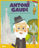 Cumpara ieftin Micii Eroi. Antoni Gaudi