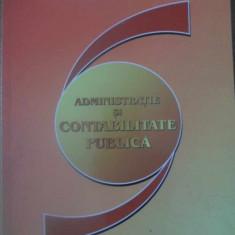 ADMINISTRATIE SI CONTABILITATE PUBLICA - GH. I. SCORTESCU, FLORIN IOAN SCORTESCU