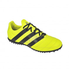 Ghete fotbal barbati Adidas Ace 16.3 TF Leather Galben 44