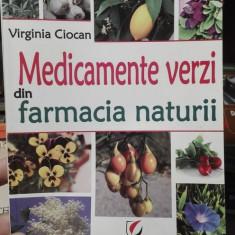 Medicamente verzi din farmacia naturii – Virginia Ciocan