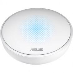 Sistem wireless ASUS Lyra, tip Mesh, AC2200, Tri-band, pachet cu un nod