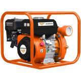 Ruris - MP200XR - Motopompa, General Engine, 4 timpi, 6.5 CP, 8 m, 500 l/min, apa curata