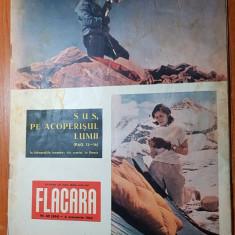 Flacara 6 octombrie 1962-vizita lui gheorgiu dej in indonezia