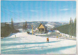 bnk cp Jud Sibiu - Paltinis - Telescaunul - necirculata - marca fixa