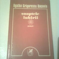 SOAPTELE IUBIRII ( POEZII )  ~ AGATHA GRIGORESCU BACOVIA