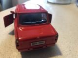 Macheta metalica, Trabant,fostul DDR