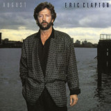 Eric Clapton August LP remastered (vinyl)