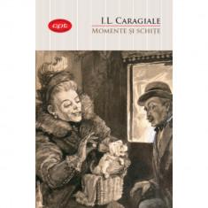 Momente si Schite. Carte pentru toti. Vol.2 - I. L. Caragiale