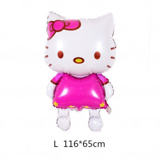 Balon folie  Hello Kitty D - 115x65cm mare, Disney