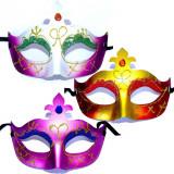 Masca venetiana pentru petrecere, Diverse modele, Radar C36, 1 buc
