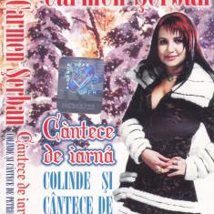 Caseta audio: Carmen Șerban - Cântece de iarnă - Colinde si cântece de petrecere, Casete audio