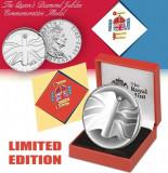Anglia/Marea Britanie - 2012 QUEENS DIAMOND JUBILEE = medalie in cutie