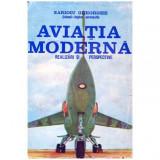 Aviatia moderna (realizari si perspective)