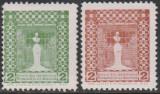 1908 - 2 Fiscale locale Asociația Germanilor Creștini din Bucovina, Cernauti