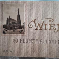 WIEN - 20 NEUSTE AUFNAHMEN (ALBUM FOTO VIENA IMPERIALA)