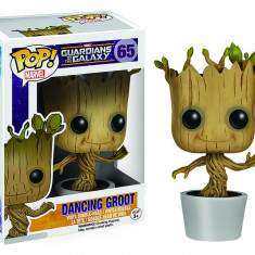 POP BOBBLE: MARVEL: GUARDIANS OF THE GALAXY O/T GALAXY: DANCING GROOT