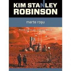 Cumpara ieftin Marte Roșu. Trilogia Marte