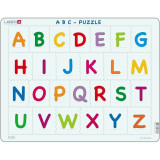 Puzzle Alfabetul Limbii Engleze, 26 piese Larsen LRLS13-GB