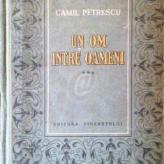 Un om intre oameni, vol. 3 (1957) - Editia I