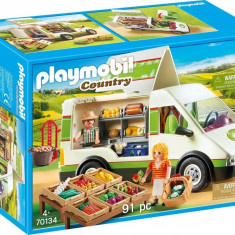 Playmobil Country - Rulota cu legume