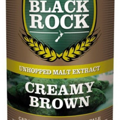 Black Rock extract de malt Creamy Brown 1.7 kg - pentru bere de casa