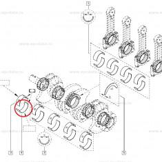 Cuzineti palier Dacia Logan si Sandero 1.5 dci cota Standard, originali Renault 8200149724 , 1 bucata, Automobile Dacia Mioveni