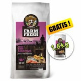 Farm Fresh Fish Sensitive Mini/Medium GF 15 + 1,8kg GRATIS