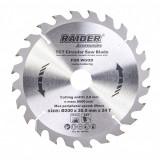 Cumpara ieftin Disc circular Raider, 200 x 30 mm, 24T